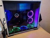 Gaming PC InWin GTX 1080 Ti i7 8700K 512GB SAMSUNG PRO SSD NEW BUILT desktop