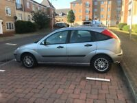 Ford Focus 1.6 i 16v LX 5dr ONLY 81,000 MILES!!!! M.O.T May 2019