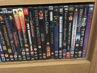 Stephen king dvds