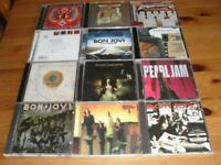 cd rock collection beatles,pink floyd,led zeppelin,queen,hendrix,free,etc