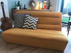 Dwell Orange Sofa