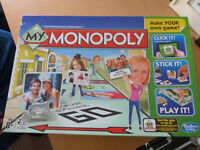 my monopoly, never used. brand new.