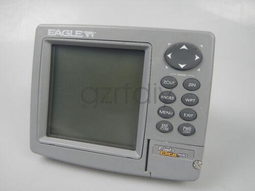 EAGLE FishElite 480 Fishfinder/GPS Chartplotter (Only fishElite480 & sun cover )