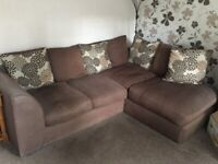 Free Sofas (corner and 2 seater) for collection by 24th June