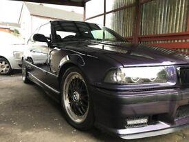 1997 BmwE36 M3 Evo