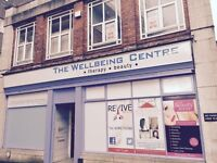 Beauty Room, Large Office, classroom, treatment room, Consultation room, massage room in town centre