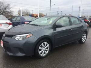 2014 Toyota Corolla LE-BACK-UP CAM+HTD SEATS!