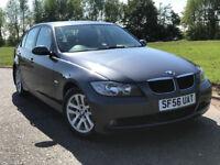 2006 56 BMW 320D SE 2.0 E90 4 DOOR SALOON MANUAL DIESEL 2 OWNERS SERVICE HISTORY 2 KEYS FULL MOT