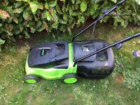 Challenge Lawnmower