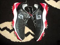 FOOTJOY DNA RED GOLF SHOES size 5