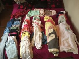 Girls 5-6 bundle of clothes