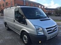 Ford transit trend van lx 2.2 tdci 115 bhp 6 speed fully loaded drives mint full service history