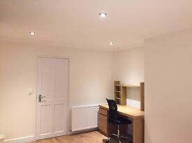 Brand new house and double rooms available immediately