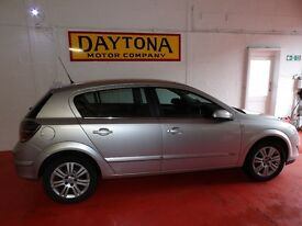 Vauxhall Astra Design 5Dr Silver 2008 Reduced to clear
