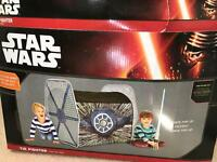 Tie fighter play tent for children, Star Wars