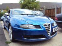 Alfa Romeo GT Cloverleaf JTS – Flash Looking Car – Nice Spec-Rare to find! £3,299