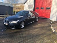 BMW 535D M SPORT (hybrid twin turbo, performance intercooler, remapped etc)