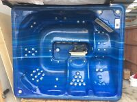 Hot Tub Spaform 6-8 seater Party Hot tub
