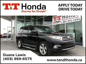 2013 Toyota Highlander Limited *One Owner, Sunroof, Heated Seats