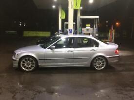 BMW 330d automatic LOW MILES FULL YEARS MOT 2 KEYS