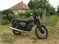 MZ ETZ 125 /1987 motorbike for sale- free helmet