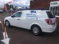 vauxhall astra cdti van 12 months mot only £2995 no VAT