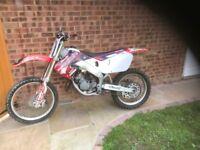 Honda cr125 cr 125