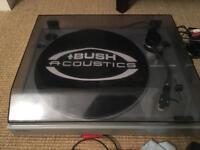 Bush MMT2 Acoustic Turntable brand new