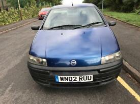 Fiat punto 1.3 5 door