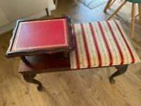 TV Stool/Side Table