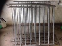 Galvanised Railings