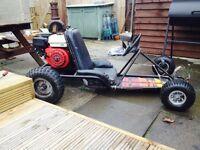 Honda Off road buggy go cart