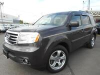 2012 Honda Pilot EX-L 4WD - 8PASS - LEATHER - SUNROOF