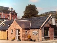 Crofters bistro in Rosemarkie is expanding and looking for chefs of all levels