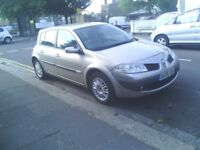 RENAULT MEGANE 1.6 AUTOMATIC LONG MOT PX WELCOME