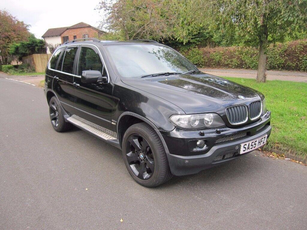 BMW X5 3.0 Diesel Sport - 12 months mot