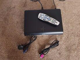 500Gb SKY+ HD box