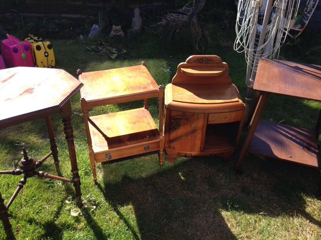 Vintage furniture 20 each in hove east sussex gumtree for Furniture hove