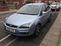 2007 56reg Ford Focus 1.6 Titanium Full Leather
