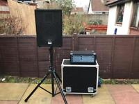 Wharfdale Pro Full PA System.