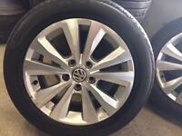 Volkswagen Golf Wheels