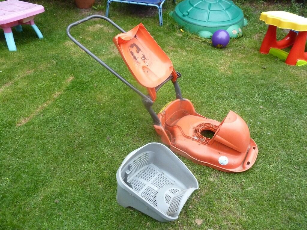 Flymo compact 300/350 shell onlyin Loughborough, LeicestershireGumtree - Flymo hover compact 300/350 shell only with removable grass box. No motor or electrics