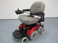 Jet3 Electric Wheelchair