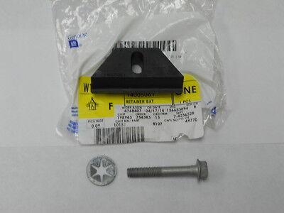 - Corvette C5 C6 Battery Hold Down Plug NEW OEM '97-'12