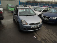 2006 55 FORD FIESTA 1.2 STYLE 55,000 MILES ONLY BARGAIN!!!!!!