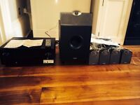 Brand New - Never Used! Tannoy TFX Speaker Sound System and Pioneer Receiver