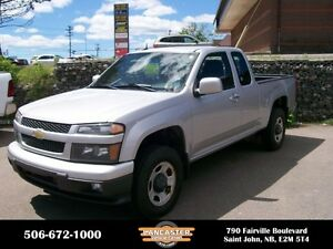 2012 Chevrolet Colorado EXT