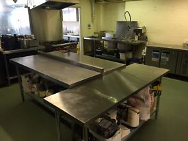 KITCHEN SPACE TO RENT AT A VIBRANT LOCATION- Immediate Availability