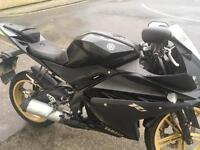 Yamaha r125
