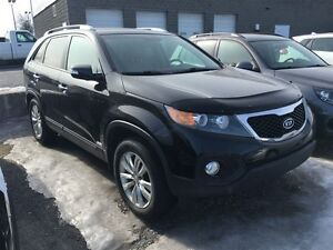 2011 Kia Sorento EX AWD | Leather